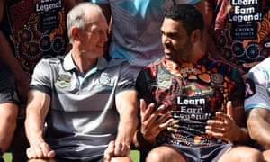 For players like Indigenous All-stars captain Greg Ingliis, the NRL's Indigenous round is an important time to showcase cultural pride.