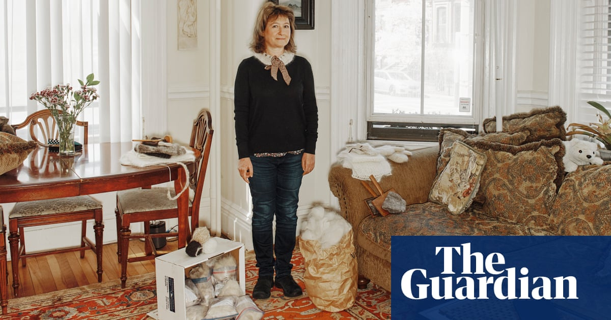 Experience: I knit with pet hair
