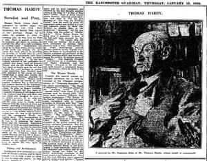 Manchester Guardian, 12 January 1928.