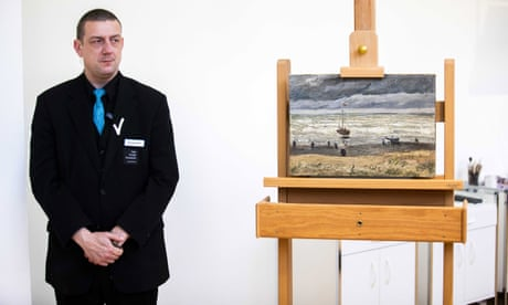 Stolen Van Gogh works return to public display after 17 years