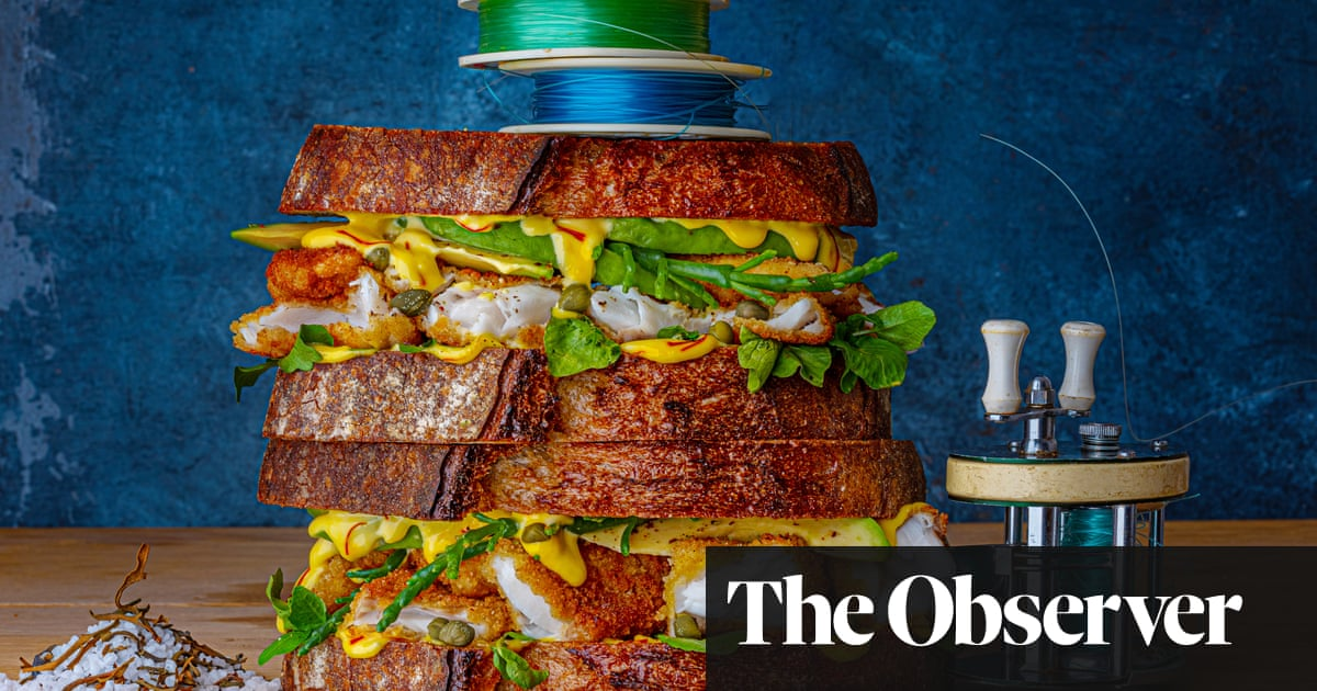 Seafood recipes from around the UK coast