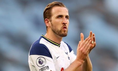 Harry Kane could play for Spurs against Manchester City in opener, Nuno insists