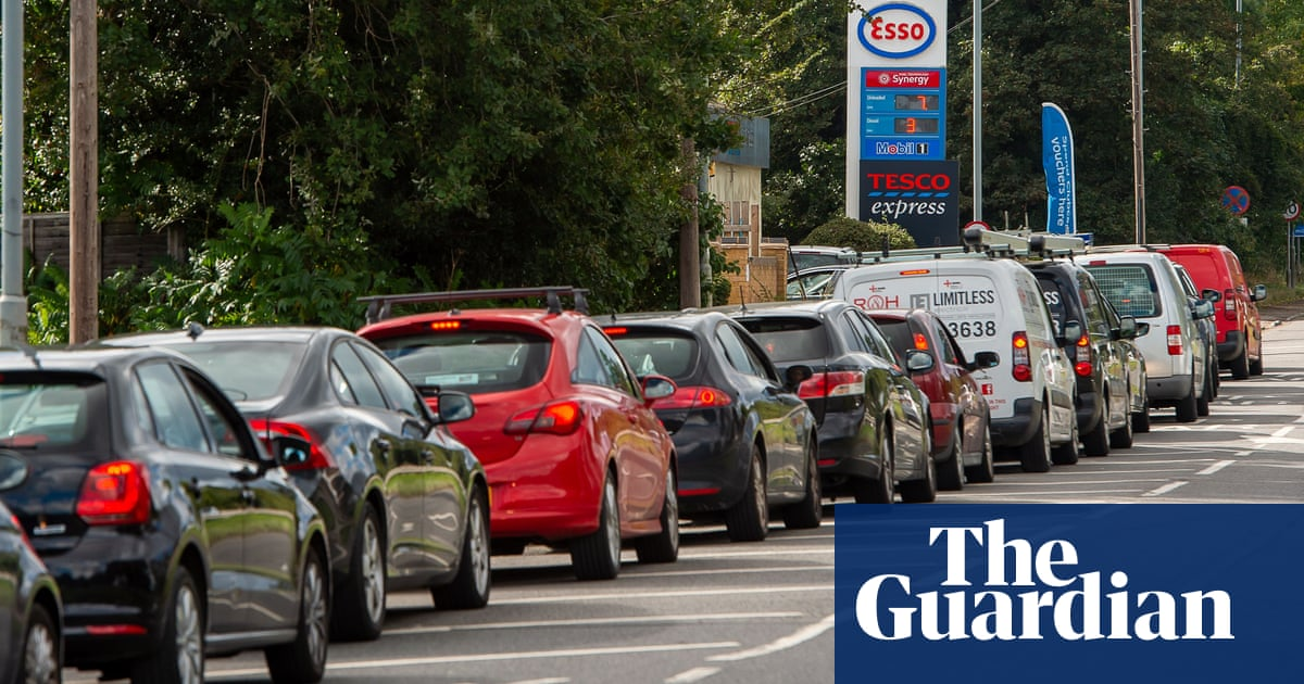Fuel crisis leading to cancellations of NHS cancer appointments
