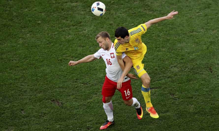 Poland v Ukraine