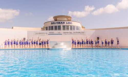 A Bigger Splash Britain S Love Affair With The Swimming Pool Architecture The Guardian