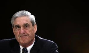 Robert Mueller testifies on Capitol Hill in 2013.