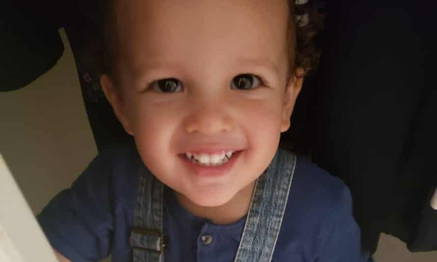 Two-year-old Australian Isaac Oehlers who was one of more than 100 killed in the Beirut explosion.