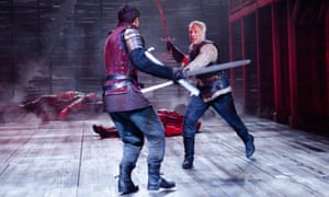 Henry IV Part 1 at the Barbican