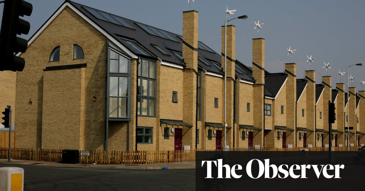 Thousands more homes pledged by councils under May's new rules