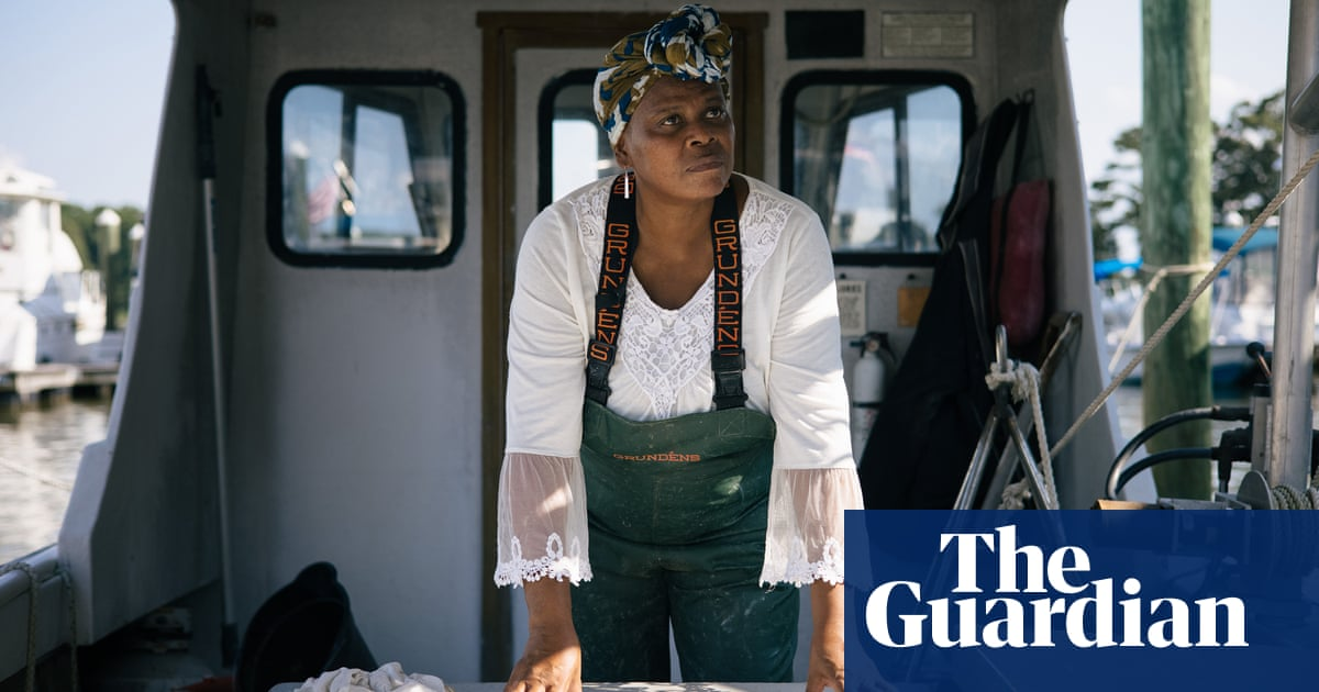 After slavery, oystering offered a lifeline. Now sewage spills threaten to end it all
