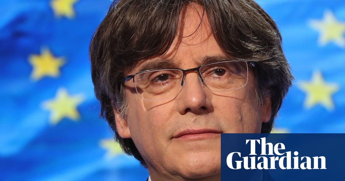 EU parliament strips Carles Puigdemont and two other Catalans of immunity