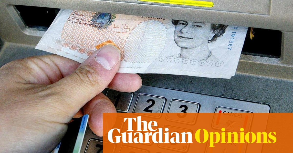 Cash could be the latest victim of coronavirus – and may never recover | Patrick Collinson
