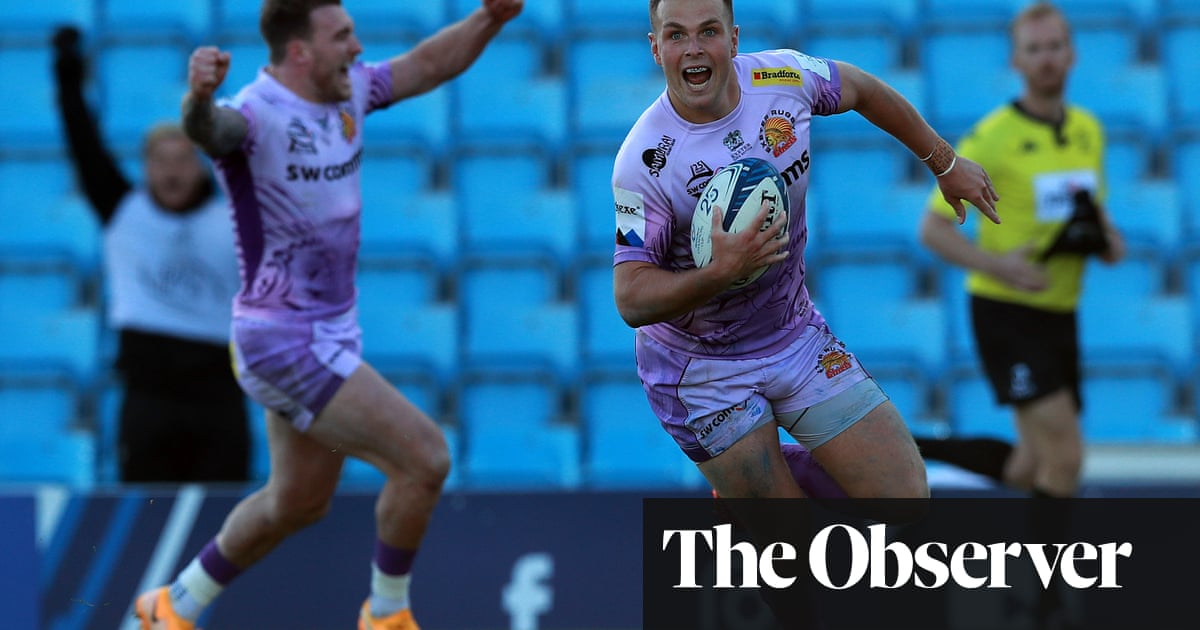 Exeter show of strength puts them in final and proves too much for Toulouse
