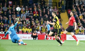 Shane Long scores for Southampton against Watford after less than eight seconds