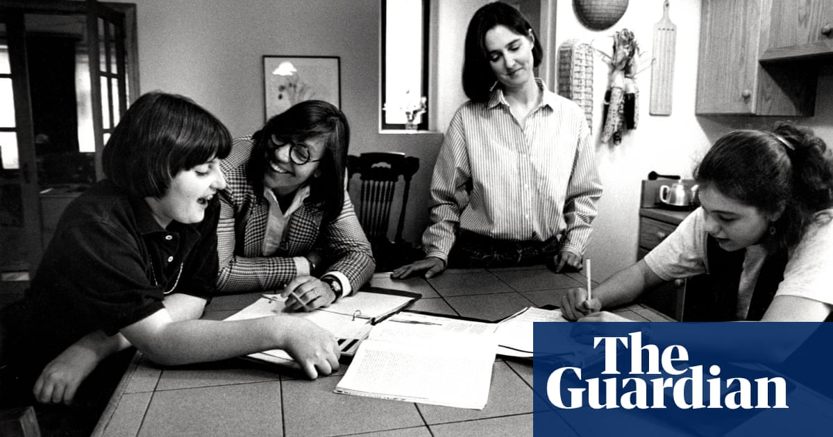 'They fought hard and all for love': the lesbian couple who started a family in the 80s