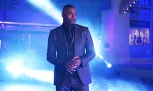 Idris Elba in Studio 8H.
