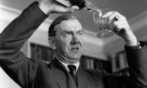 Graham Greene in 1954.