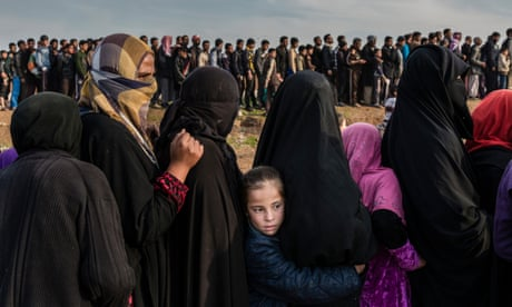 End of the Caliphate – in pictures