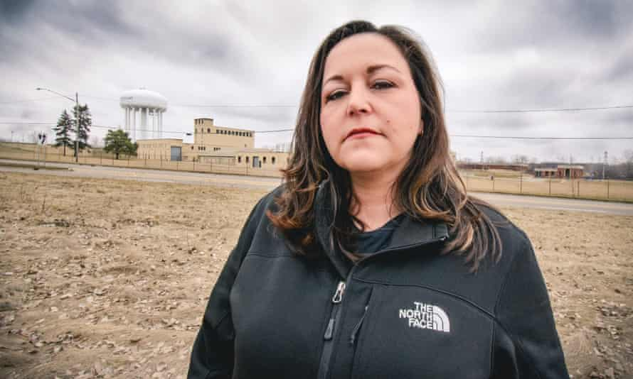 LeeAnne Walters led a citizens' movement that tested the tap water in Flint, Michigan, and exposed the Flint water crisis.