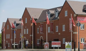 Parts of the London housing market could experience price falls, according to Halifax.