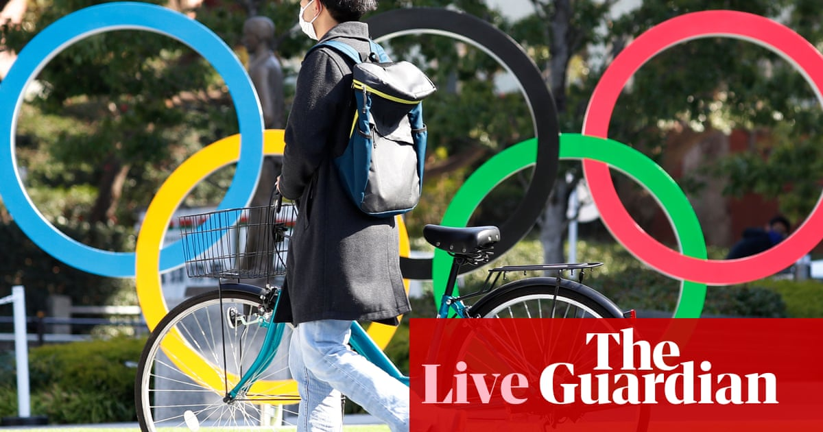 Coronavirus live news: Japan mulls longer lockdown – reports; G7 talks on wider vaccine supply