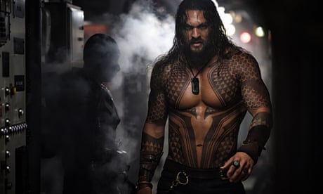 Aquaman review – a complete bellyflop