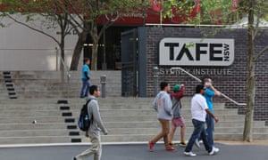 Sydney Institute of TAFE campus in Sydney