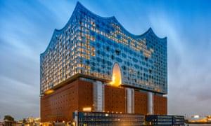 Unparalleled scale of ambition … Herzog & de Meuron's Elbphilharmonie in Hamburg.