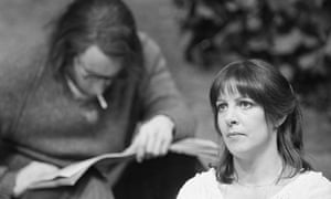'Two plays in one' … Penelope Wilton in Sisterly Feelings at the National Theatre in 1980.