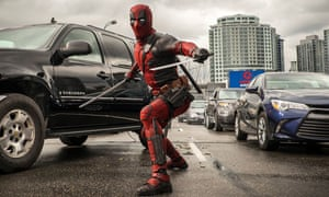 Ryan Reynolds as the pansexual Deadpool – but the film offered an entirely homosexual experience.