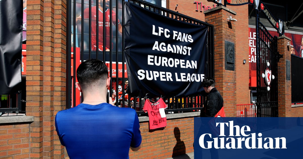 Premier League's furious 'Other 14' look to derail Super League plan