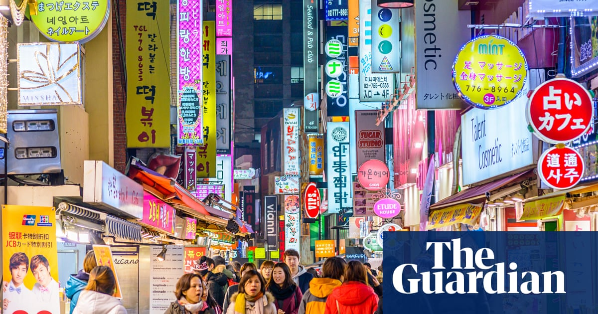 Top 10 Books About South Korea