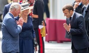 Little Point Prolonging Eu Talks Into Autumn Johnson Tells Macron Politics The Guardian