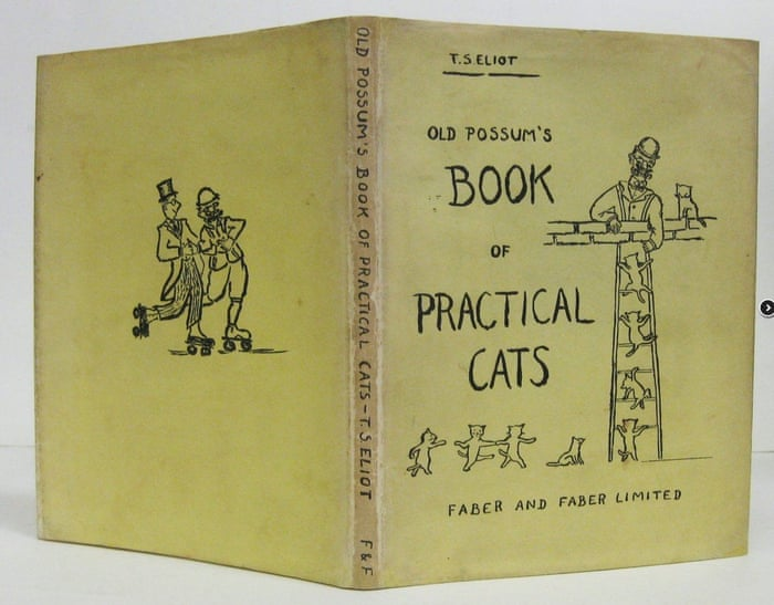 The Nine Lives Of Cats How Poetry Became A Musical Then A