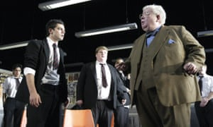 the history boys at the lyttelton theatre london in 2004