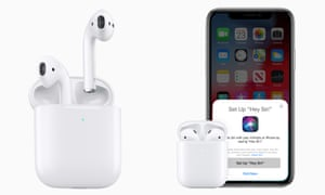 937467bcc8bffe Apple launches second generation AirPods with wireless charging ...