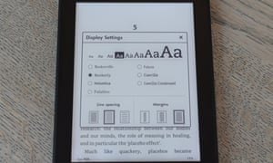 Amazon Kindle Paperwhite 2015 review: the sharpest and best