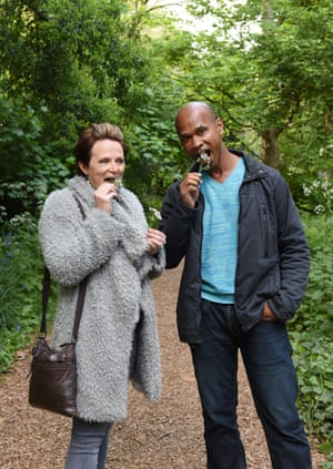 Urban Foraging - Food and medicinal plants course in central London