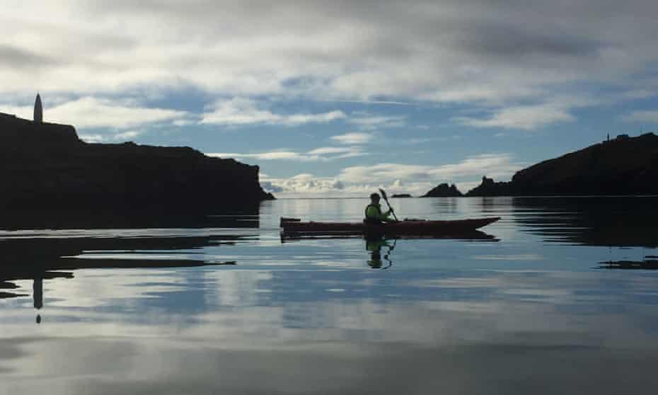 Atlantic Sea Kayaking Moonlight Tours