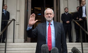 Jeremy Corbyn's draft manifesto is silent on some of the biggest challenges facing Britain.