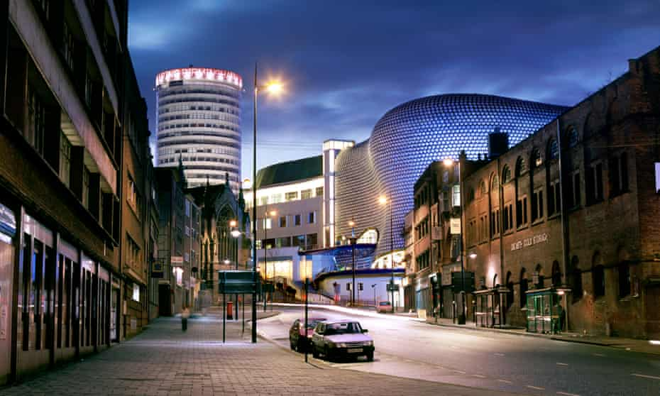 The Bull Ring shopping centre
