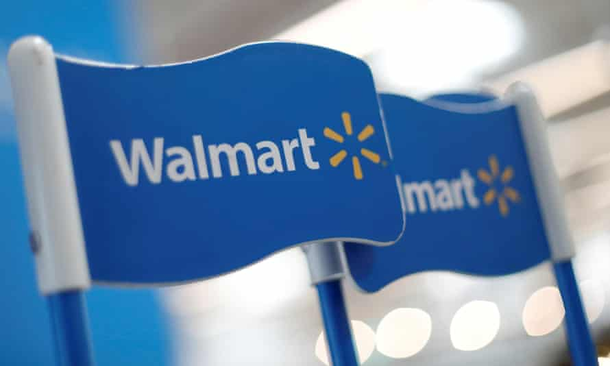 Walmart spokesperson Randy Hargrove said the company was reviewing its legal options, as 'the EEOC's demands were unreasonable'.