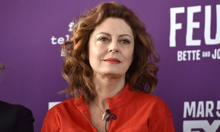 'I think it is more annoying to have a woman with opinions for a lot of people' ... Susan Sarandon.