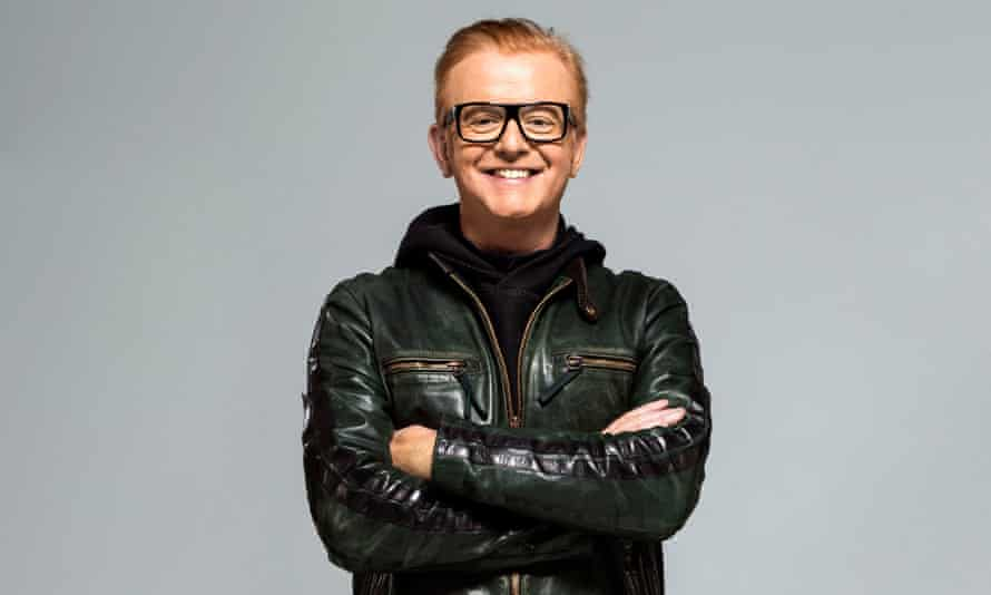 Chris Evans will appear on Strictly next year