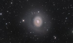 Spiral galaxy M94
