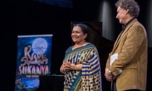Sukanya Shankar and David Murphy, Sept 2016