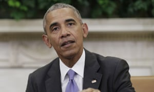 Barack Obama reminded the family that the 'selfless service to others of their late mother had made the world a better place', a White House official said.