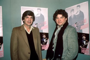 The Everly Brothers in 1984