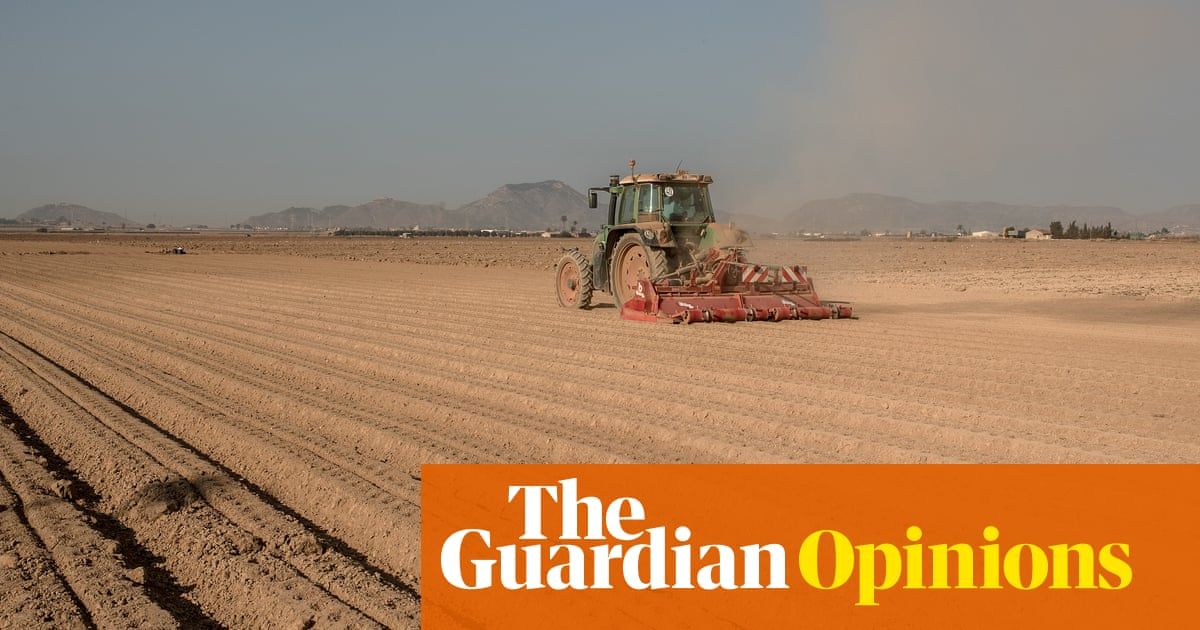 Desertification is turning the Earth barren – but a solution is still within reach