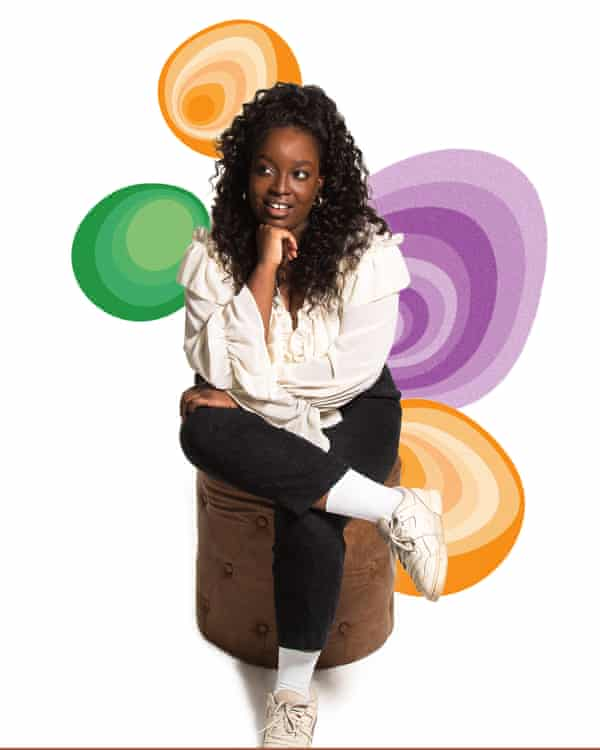 Comedian Lolly Adefope